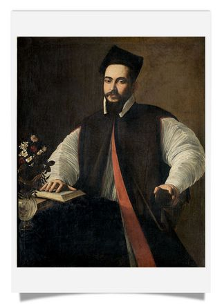 Portrait of Maffeo Barberini
