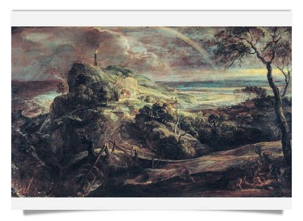 Landscape with the Shipwreck of St Paul