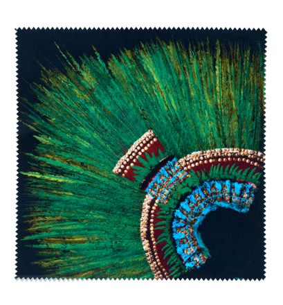 Quetzal Feathered headdress