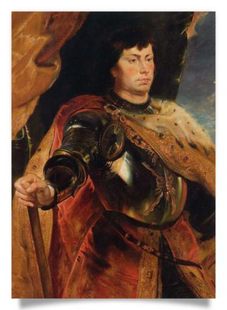 Charles the Bold, Duke of Burgundy