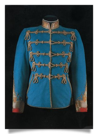 Field-marschal uniform of Emperor Franz Joseph