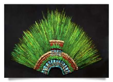 Penacho - Feather Headdress