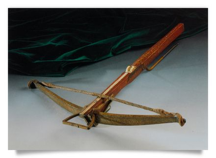 Crossbow for the hunt Emperor Maximilian I