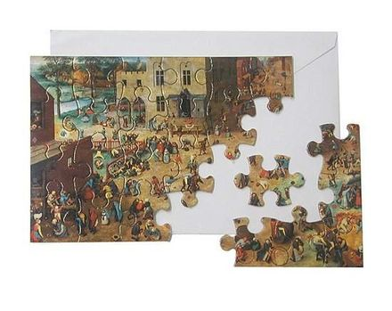 Bruegel - Children¦s games