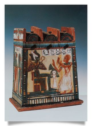 Box for shabti statuettes