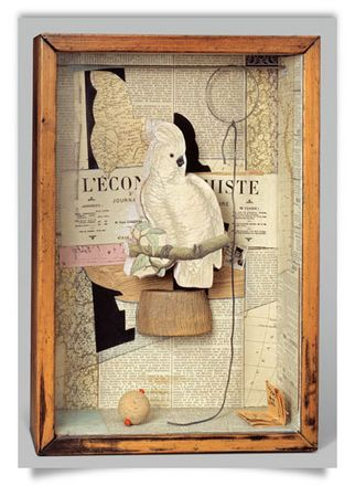 A Parrot for Juan Gris, 1953-1954, `rejuvenated`24 June 1957