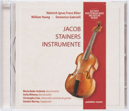 Instruments by Jacob Stainer