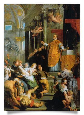Miracles of St. Ignatius of Loyola