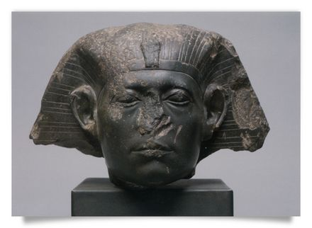Head of Sesostris III.