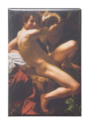 John the Baptist (Youth with Ram)