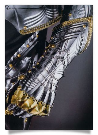 Landsquenet Costume Armour (Detail)