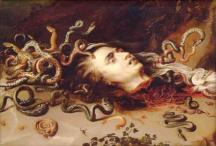 Head of Medusa