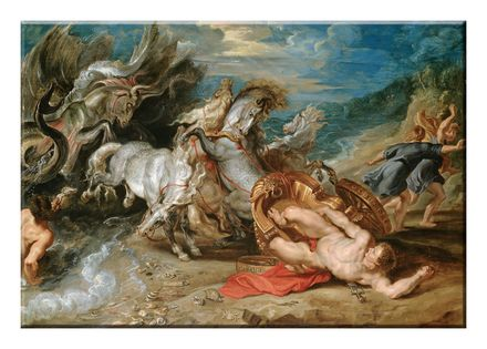 The Death of Hippolytus