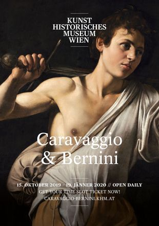 special exhibition Caravaggio & Bernini