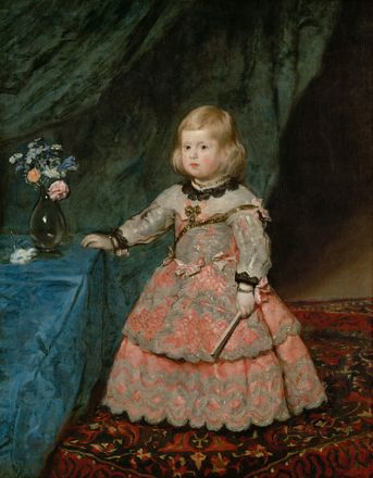 Infanta Margarita / Infant Philipp Prosper