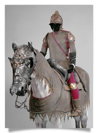 Roman-style Parade Armour of Archduke Ferdinand II of Tyrol