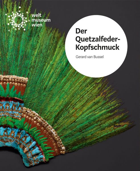 Quetzal Feather Headdress