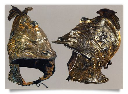 All´antica Sturmhaube |Erzherzog Ferdinands II.