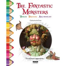 The Fantastic Monsters: Malbuch