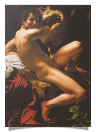 John the Baptist (Youth with a Ram)