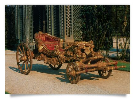 Maria Theresia' s Carrousel Carriage