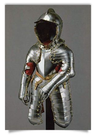 Boy´s Suit of Armour