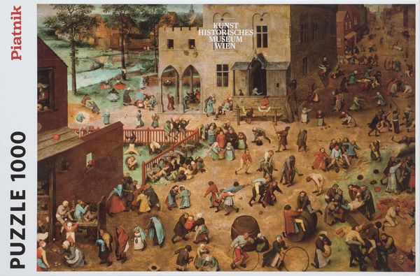 Bruegel - Children´s games