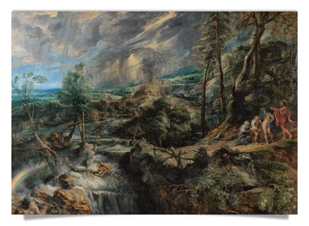Landscape with Philemon and Baucis