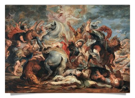 The Death of the Consul Decius