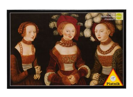Cranach - 3 Princesses