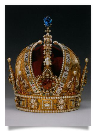 Crown of Emperor Rudolf II