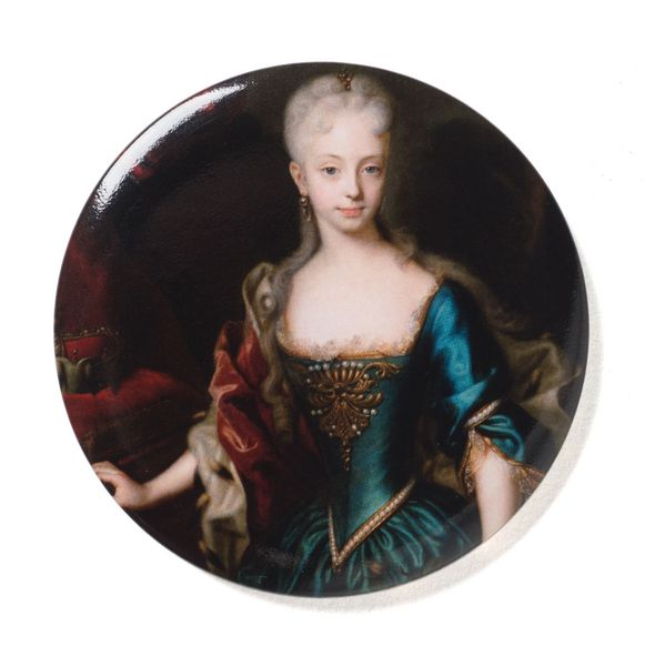 Möller - Young Maria Theresia
