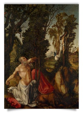 The Suffering of St. Jerome
