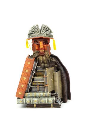 Arcimboldo - The Librarian