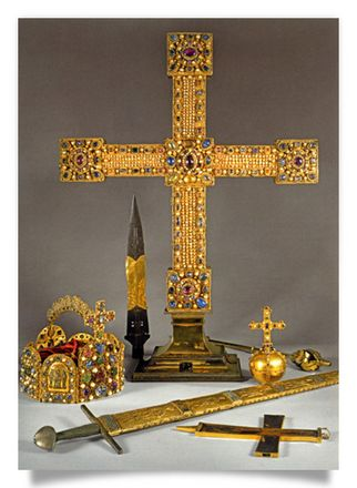 Imperial Regalia of the Holy Roman Empire