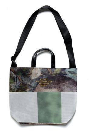 Caritas Bag with shoulder strap