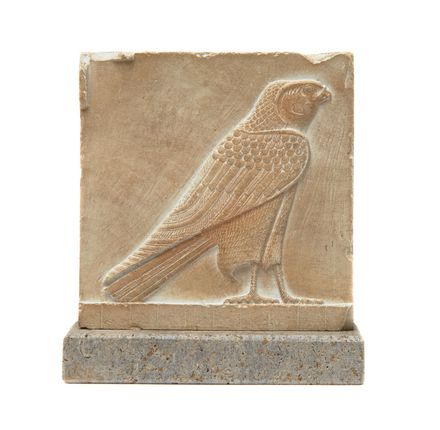 Sculptor's Model of a Falcon