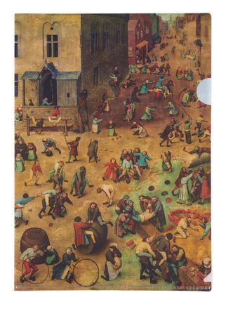 Bruegel - Children's Games