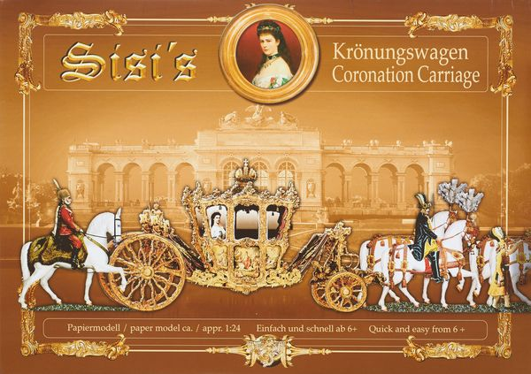 Sisi's Coronation Carriage