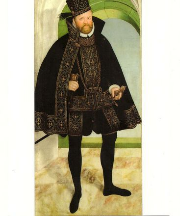 Elector August of Saxony