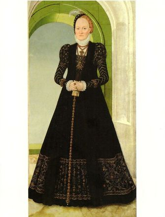 Anne of Denmark - Electress of Saxony