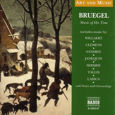 Bruegel - Music of His Time