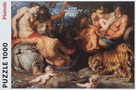 Rubens - The four rivers of Paradise