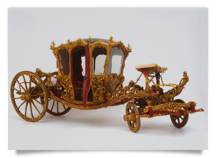 Princes Dress Carriage