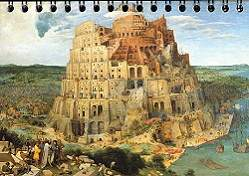 Bruegel - The Tower of Babel