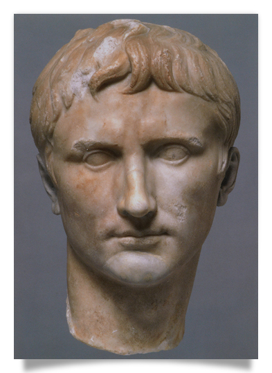 Portrait of Augustus