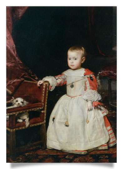 Infant Philip Prosper