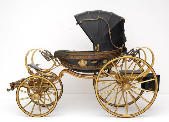 Personal Driving Phaeton of Emperor Franz I