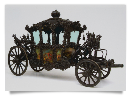 Mourning-Homage Carriage